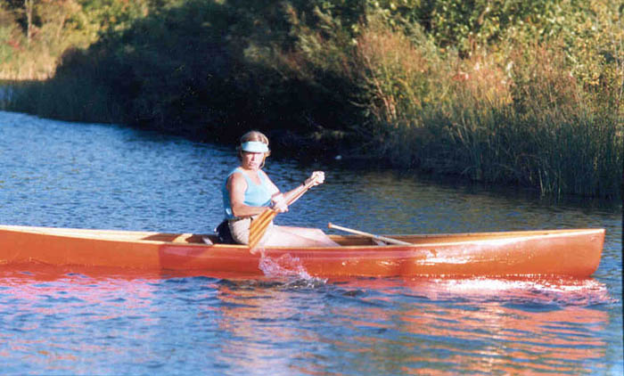 Lynn Conway's Whitewater Canoeing page